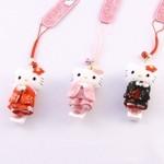 Hello Kitty Kimono Charm