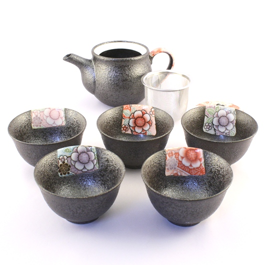 Tea Pot Set for Five