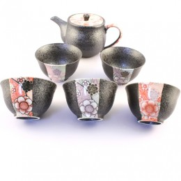 Tea Pot Set for Five sample3