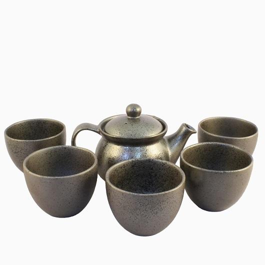 Tea Pot Set for Five