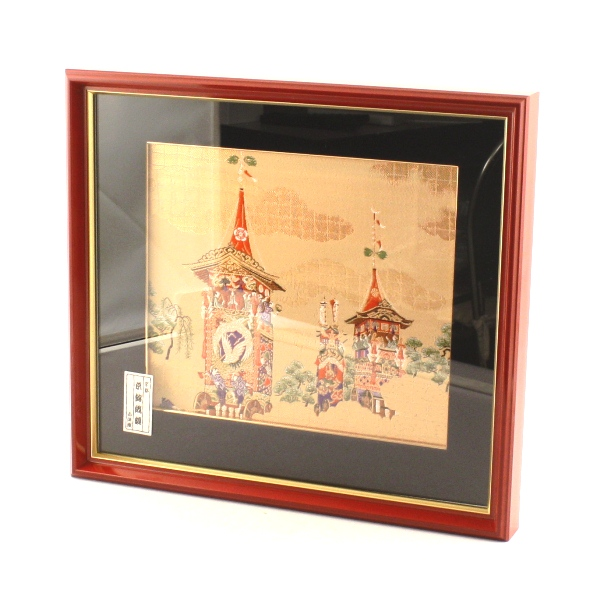 "Framed Picture ""Gion Festival"""