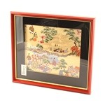 "Framed Picture ""Golden Pavilion"""