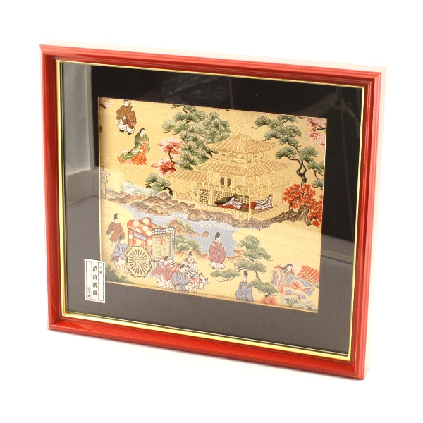 """Framed Picture """"Golden Pavilion"""""""