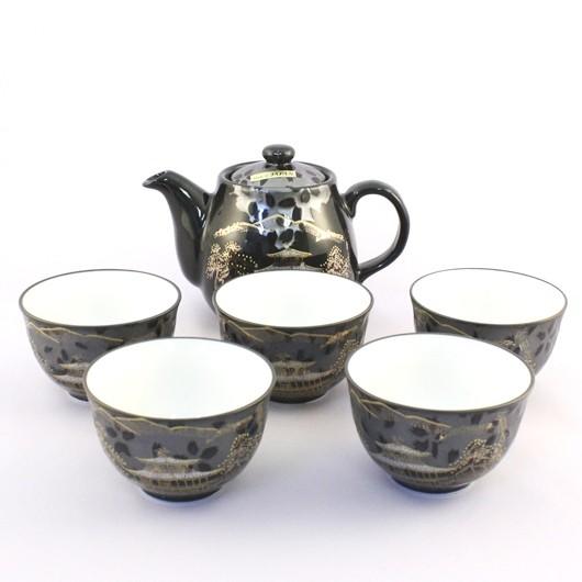 Tea Pot Set for Five sample1