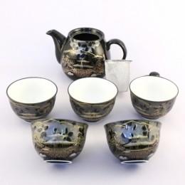 Tea Pot Set for Five sample2
