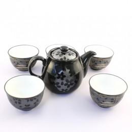 Tea Pot Set for Five sample3