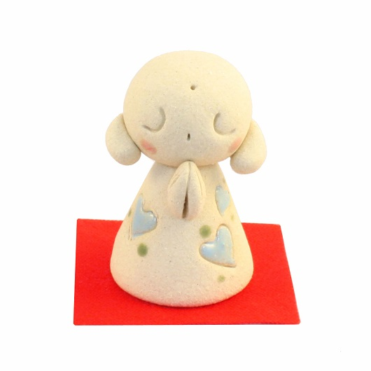 Jizo ♡ sleeping blue