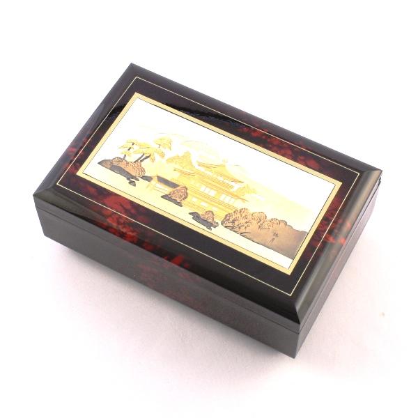 "Music Box ""Golden Pavilion"""