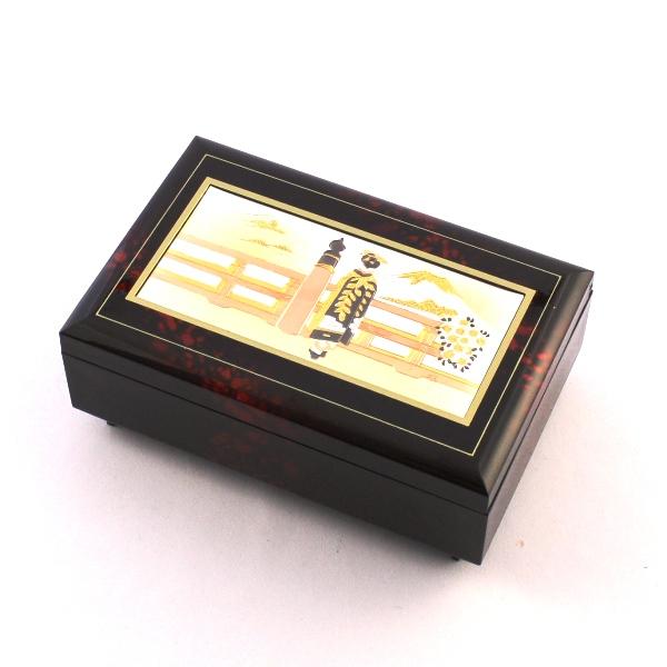 """Music Box """"Maiko"""""""
