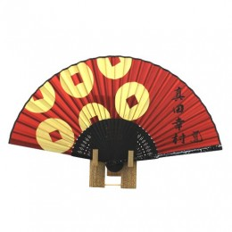 "Folding Fan ""Yukimura"" sample2"