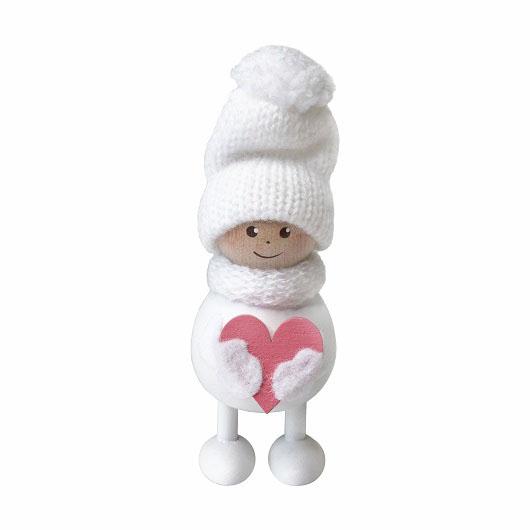 NORDIKA Boy with heart white